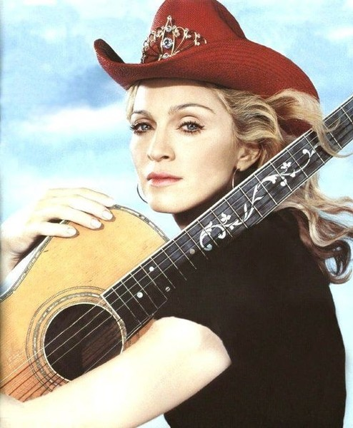 Вечно молодая Madonna