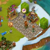 Скриншот из игры The Tale of Gnomes: Песнь еды и магии